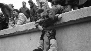 El muro de Berlín y el hogar cárcel del comunismo