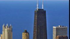 Se rompe la cuerda del ascensor en el piso 95 y dos mexicanos sobreviven la caída