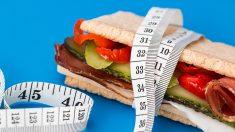 Comer menos no equivale a perder peso. No te dejes atrapar por los mitos de las dietas