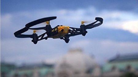 Por primera vez arrestan inmigrantes ilegales usando un dron como 'vigía' antes de cruzar a El Paso