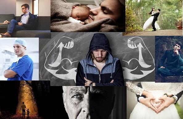 El ideal que un hombre tenga de su masculinidad puede influir en su salud. CCO