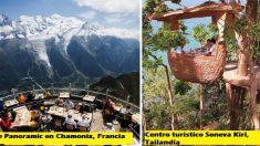 10 restaurantes que llevan el diseño al siguiente nivel ¡y a sus comensales al paraíso!