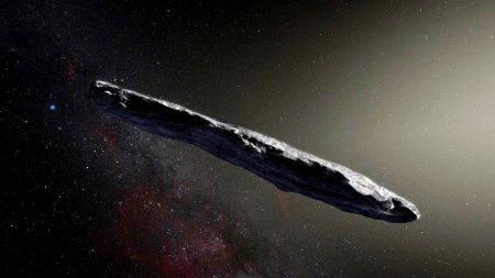 Misterioso objeto interestelar Oumuamua no es una sonda alienígena, dice científico que lo descubrió