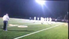 Bola de fuego de meteorito interrumpe partido de fútbol en Arkansas