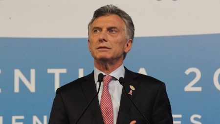 Argentina traspasa a Japón la presidencia temporal del G20