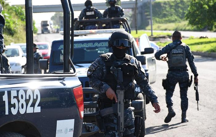 El Gobierno del estado mexicano de Veracruz emitió hoy una declaración de emergencia humanitaria por la desaparición de miles de personas a consecuencia de la operación de carteles del narcotráfico y su combate oficial.  EFE/Miguel Victoria