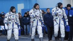 La Soyuz MS-11, con tres tripulantes a bordo, parte rumbo a la EEI