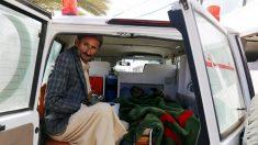 Rebeldes heridos son evacuados de Yemen mientras se preparan consultas de paz