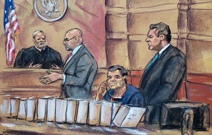 """Defensa del """"Chapo"""" intenta desacreditar al último testigo de la Fiscalía"""
