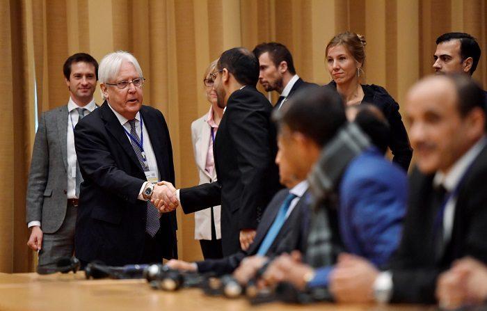 Bandos yemeníes inician 3er día de negociaciones en Suecia