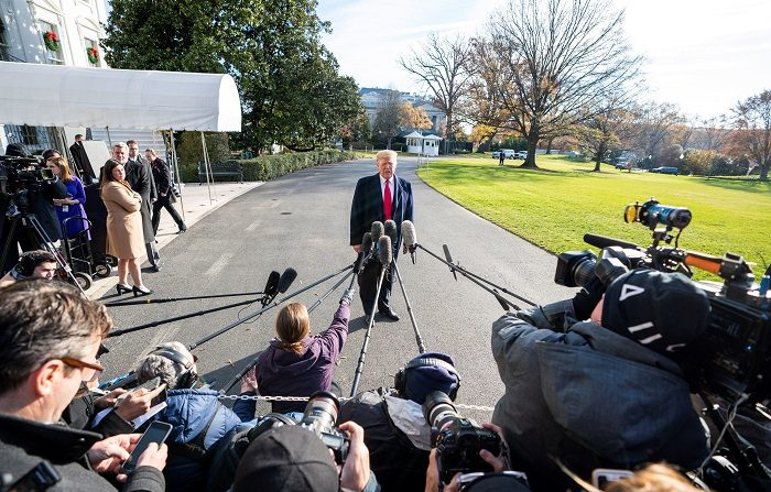 Trump anuncia la nominación de Nauert como embajadora de EE.UU. ante la ONU