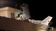Fallos en motor o en suministro fuel, posibles causas de accidente avioneta en España