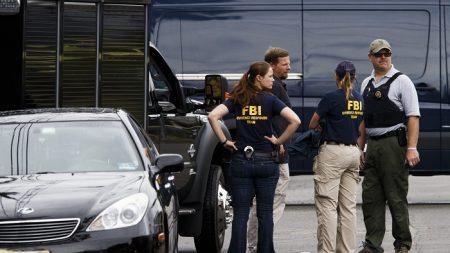 Un agente del FBI herido de bala en tiroteo Nueva York