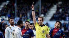 0-1. El Real Madrid se lleva la victoria de Huesca con una pobre imagen