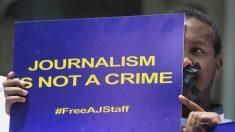 El año concluye con cifra récord de 251 periodistas encarcelados en el mundo