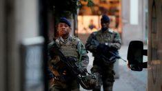 Segundo día de búsqueda del presunto terrorista de Estrasburgo