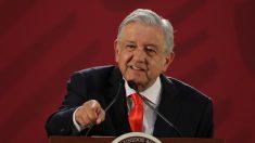 Presidente de México conversa por teléfono con Trump sobre migración