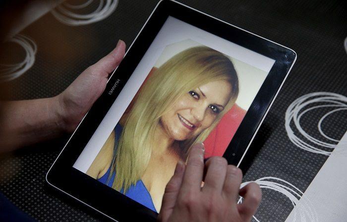 Tres peritos de la Universidad Complutense de Madrid (UCM) convocados por la defensa declararon hoy por videoconferencia en el caso de la valenciana Pilar Garrido, presuntamente asesinada en México por su marido, Jorge Fernández. EFE/MANUEL BRUQUE