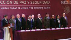 Presidente de México reivindica papel de Fuerzas Armadas en seguridad pública