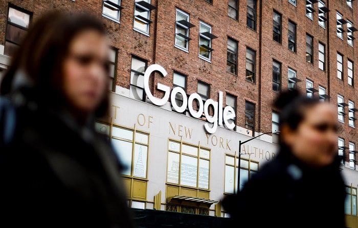 La multinacional Google reveló hoy que invertirá 1.000 millones de dólares en la construcción de nuevas oficinas en Nueva York, un anuncio que se produce semanas después de que Amazon y Apple también notificasen sendos proyectos de expansión en la gran manzana. EFE/ Justin Lane