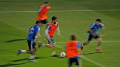 Kashima Antlers-Real Madrid: Entrenan en vísperas de semifinales