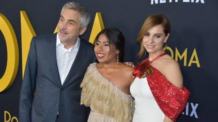 """Mexicana """"Roma"""" y colombiana """"Pájaros de verano"""", semifinalistas para Óscar"""