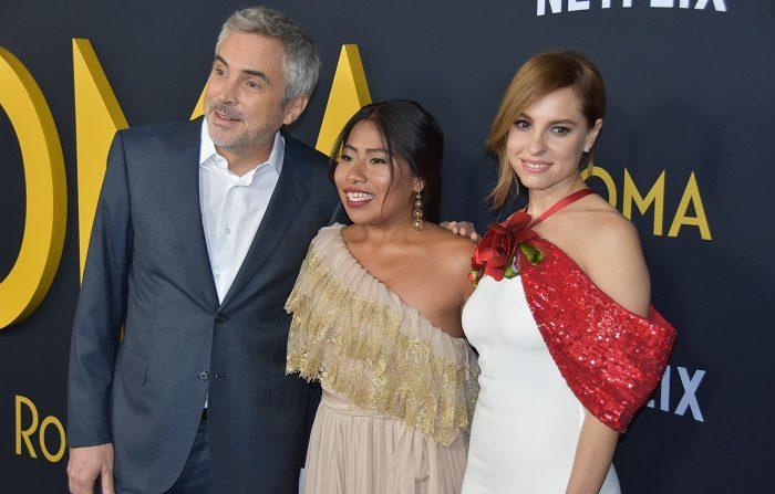 """Mexicana """"Roma"""" y colombiana """"Pájaros de verano"""", semifinalistas para Óscar. EFE"""