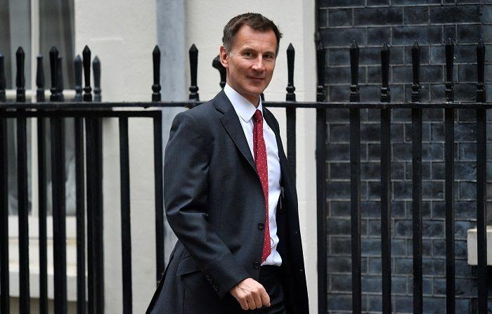 """El Ejecutivo del Reino Unido junto con otros países aliados acusó hoy a """"elementos del Gobierno de China"""" de una """"amplia campaña de ciberataques"""" contra propiedad intelectual y datos comerciales """"sensibles"""" en Europa, Asia y Estados Unidos.. EFE/ Neil Hall"""