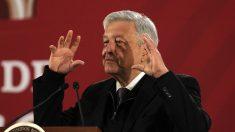 Oposición trata a López Obrador de