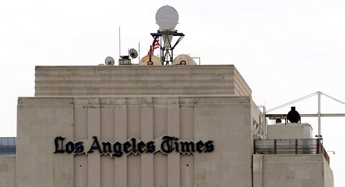 Varios periódicos importantes de Estados Unidos, incluyendo Los Angeles Times y el San Diego Union-Tribune, entre otros, han sufrido un ataque cibernético que parece haberse originado fuera del país, informaron hoy medios locales. EFE/ANDREW GOMBERT