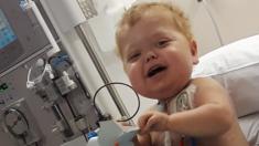 Mamá de 23 años dona riñón a su hijo de 2 años y salva su vida. Una historia de esperanza y amor