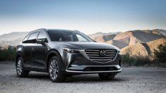 Mazda CX-9: Lujo y buen manejo por menos costo