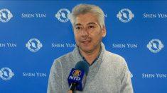 Director de ventas ve a Shen Yun cada año para recargar su espíritu