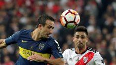 Gran Final : River y Boca van a la prórroga (1-1)