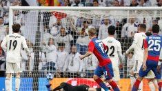 Real Madrid humillado en el Bernabéu por CSKA 0-3