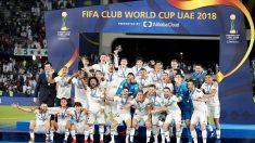 El Real Madrid logra su tercera corona consecutiva