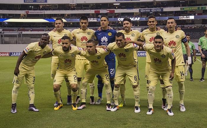 Club las Aguilas  de América. CCO