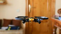 Un dron ayudó a encontrar a un prófugo que estuvo escondido en las montañas por 17 años