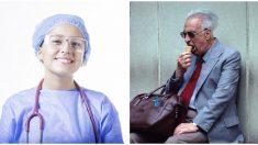 Paramédicos ganan atención en todo el mundo luego de comprar un helado a un hombre moribundo