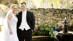 """Se estaban casando cuando el novio dijo un """"no quiero"""", la razón es viral e hizo llorar a todos"""