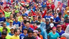 Captan en plena maratón a 258 corredores haciendo trampa y tomando atajos en China