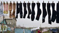Contrae infección pulmonar por oler sus calcetines apestosos al inhalar peligroso microbio
