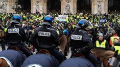 """""""Estamos aquí por nuestros hijos"""": nueva semana de protestas de chalecos amarillos en París"""