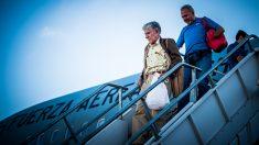 56 chilenos y 8 argentinos llegan a Chile desde Venezuela en plan humanitario del presidente Piñera