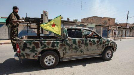 La retirada de las tropas estadounidenses de Siria podría dejar a los kurdos en una situación vulnerable