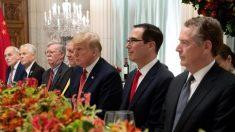 La Casa Blanca niega el informe de cancelación de una reunión comercial con China