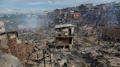 Contaminantes de incendios urbanos carecen de manejo adecuado en México
