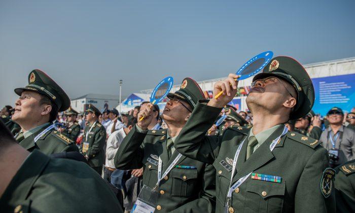 Una evaluación del programa espacial de China en el 12º Airshow de Zhuhai