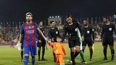 'Pequeño Messi' afgano deja su hogar, el balón y las camisetas por amenazas de talibanes
