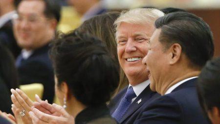 Los chinos que apoyan la guerra comercial de Trump